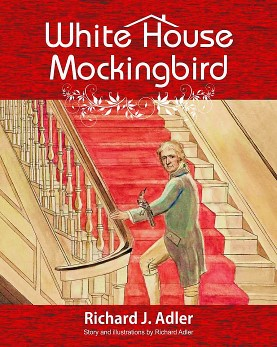 "Cover of ""White House Mockingbird"""