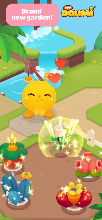 App update lets you hatch, raise and even dress a virtual pet