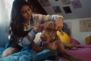 Pets helping teens cope with anxiety and pressures of school is focus of new short film