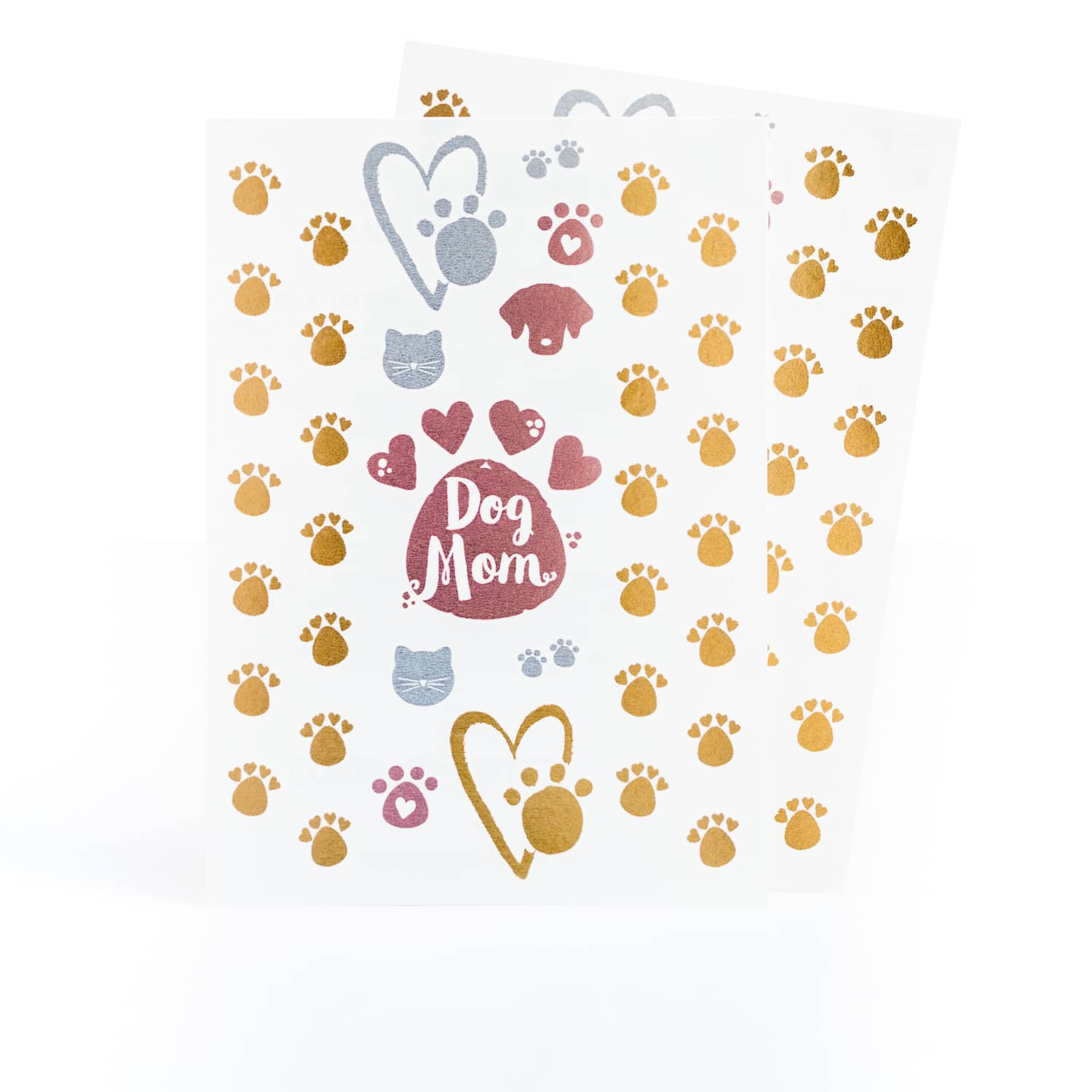 Temporary tattoos for the pet lover launched in time for holiday gifting