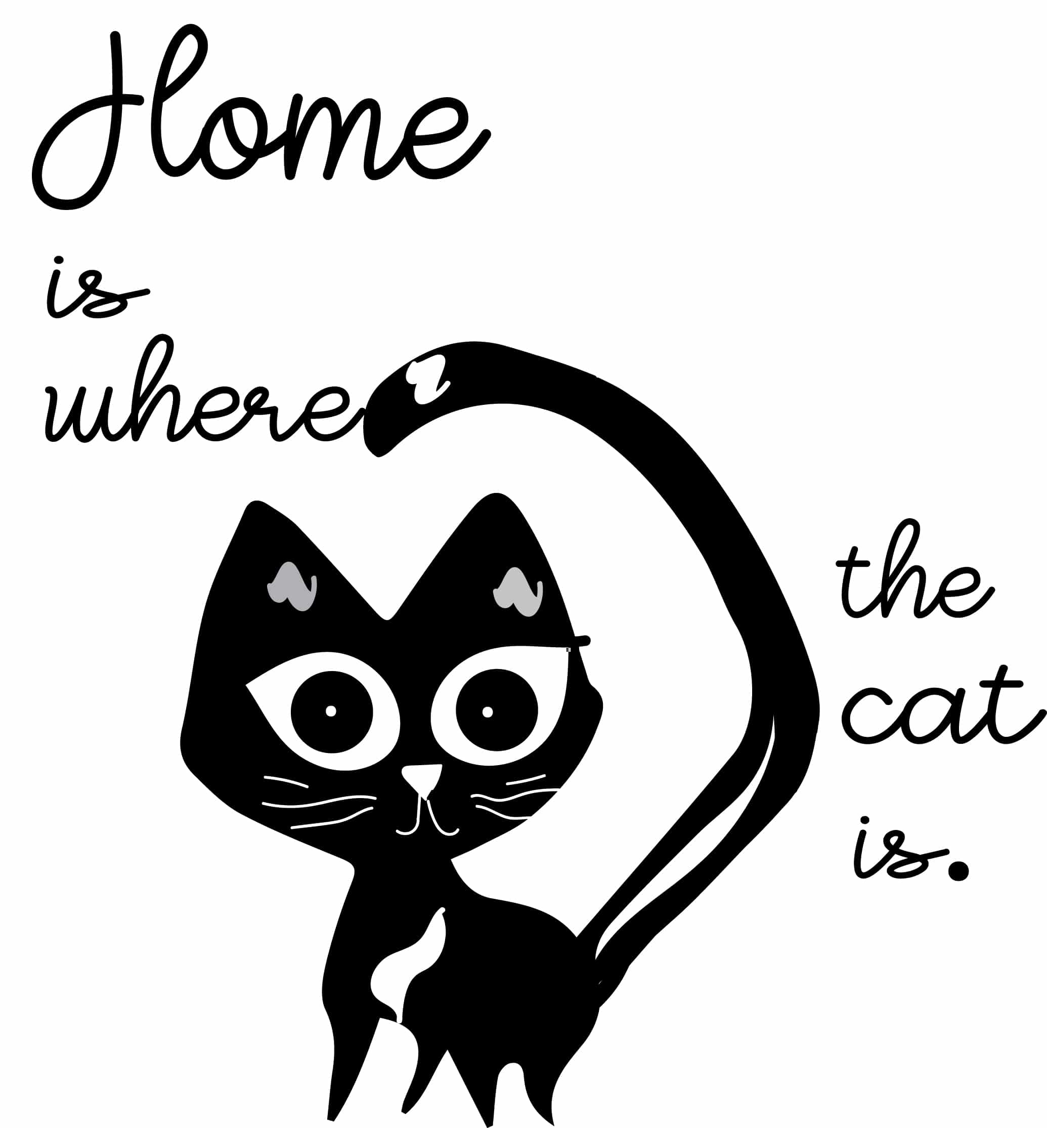 Love your cat? You can let everyone know with our new design