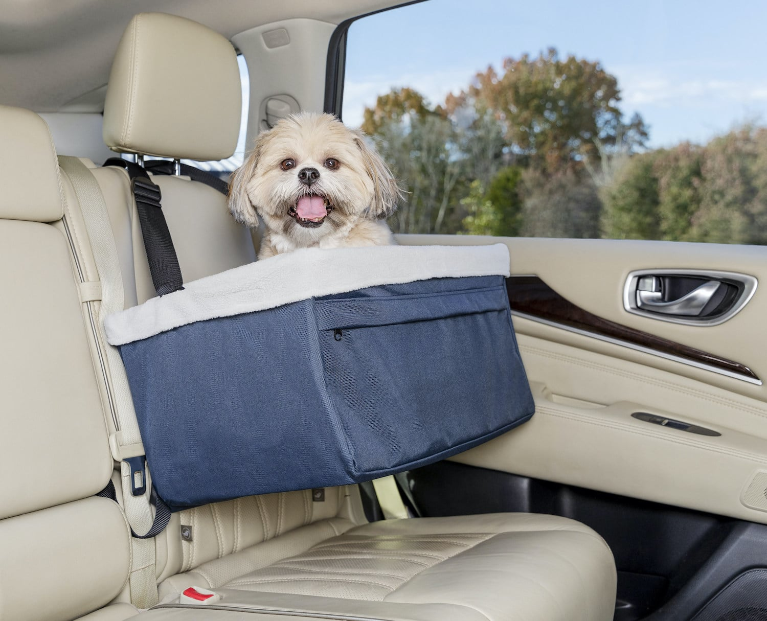 Company adds new pet products in new colors to 'blend perfectly' with modern car and home designs