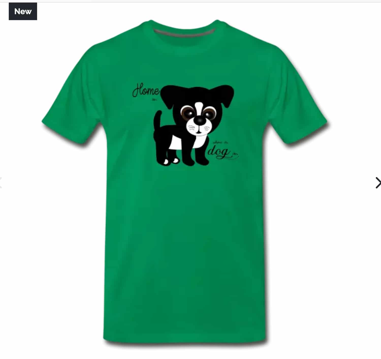 Show your love for your dog with our new design